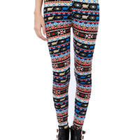 X-MAS KINT LEGGINGS