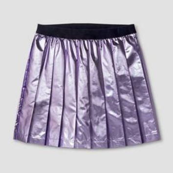 Girls' Shine Skirt - Cat & Jack™ Purple