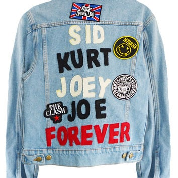 The Tribute Denim Jacket
