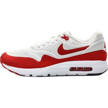 Nike Air Max 1 Ultra Moire - Summit White/Challenge Red/White
