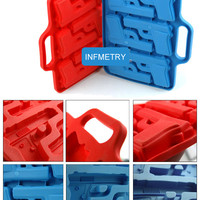 INFMETRY:: Handgun Shaped Ice Cube Tray - Gifts
