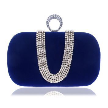 Clutches Evening Bag purse holder
