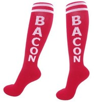 Bacon Unisex Socks - Whimsical & Unique Gift Ideas for the Coolest Gift Givers