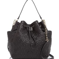 Tory BurchMarion Quilted Bucket Bag