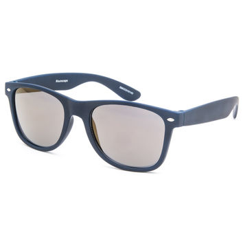 Blue Crown Smooth Operator Sunglasses Navy One Size For Men 17872721001