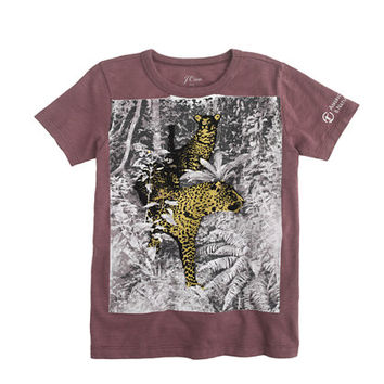 crewcuts For The American Museum Of Natural History Leopard T-Shirt