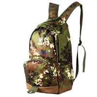 Casual Camouflage Outdoor School Backpack