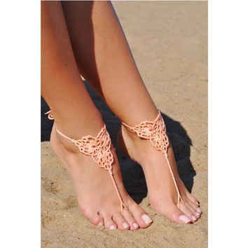 Handcrafted Barefoot Sandal