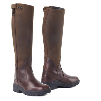 Ovation Moorland Rider Boot - Brown
