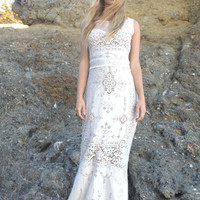 Angela Ivory Wedding Dress