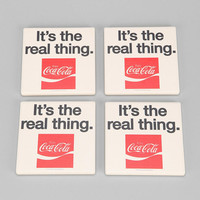 Coke Coaster - Set Of 4