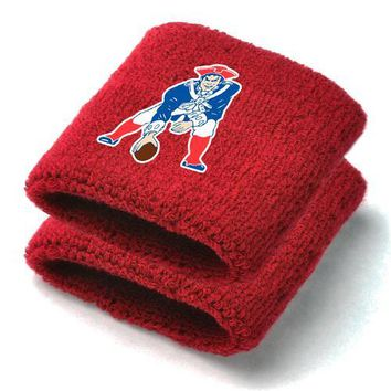 New England Patriots NFL Youth Wristbands