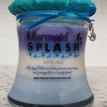 MERMAID SPLASH scented candle