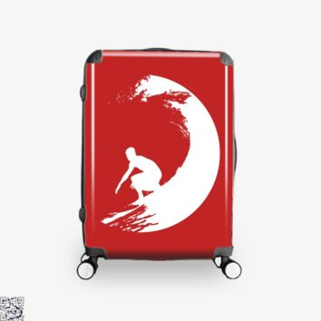 Catch A Wave, Surfing Suitcase