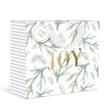 Joy Branches Large Gift Bag