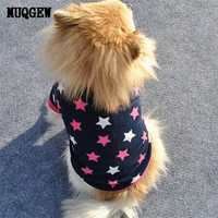 DCCKU7Q pet dog clothes winter chihuahua puppy dog coat clothing for dog jacket Winter Dogs Clothes roupa para cachorro