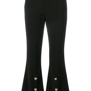 CREYONJF Vivetta Flared Trousers - Farfetch