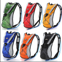 Bicycle Hydration Backpack with 2L Water Bladder