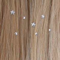 Star Hair Charms