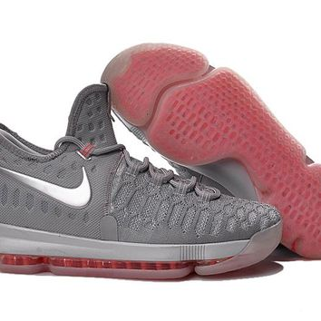 Nike KD 9 LMTD Wolf Grey/Multi-Color 2016 Release