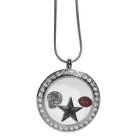 Dallas Cowboys Necklace - Locket