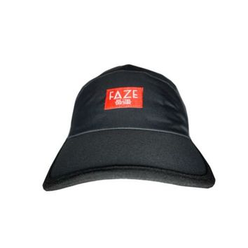 Fearless Racer Cap in charcoal