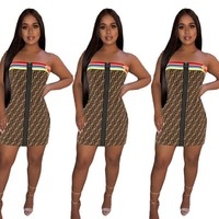 FENDI Tube Dress