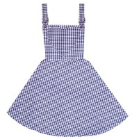 Country Cutie Heart Overalls Dress – Bonne Chance Collections