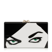 Charlotte Olympia Luxury Clutch Bags | Charlotte Olympia - PAPERCUT PANDORA