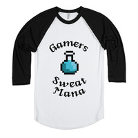 Gamers Sweat Mana