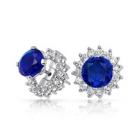 Bling Jewelry Evening Gown Studs
