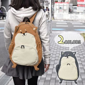 Stylish Back To School Hot Deal Casual College On Sale Comfort Cartoons Animal Lovely Backpack [8958078663]
