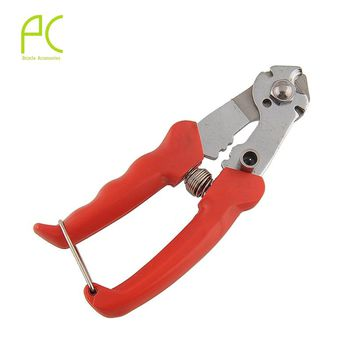 PCycling Bicycle Cutting Pliers Mountain Road Bike Inner Outer Brake Gear Wire Cable Spoke Housing Cutter Clamp Repair Kit Tool