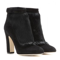 dolce & gabbana - vally ankle boots