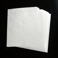 Tyvek Sheets (Qty. 25) 8 1/2 x 11 DuPont Sub 14 Paper Material White Lightweight