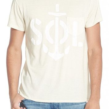 Men's Sol Angeles 'Anchor' Graphic T-Shirt,