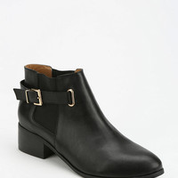 Deena & Ozzy Buckled Ankle Boot - Urban Outfitters