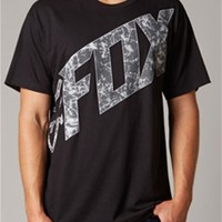 Fox Racing Hagerman T-Shirt for Men in Black 13083-001