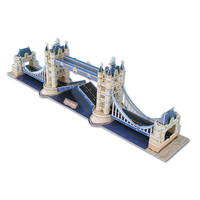 London Tower Bridge 3D Puzzle - 120 Pieces