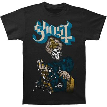 Ghost B.C. Men's  Papa Of The World On Fire T-shirt Black