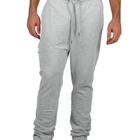 LE3NO Mens Sport Harem Jogger Pants (CLEARANCE)