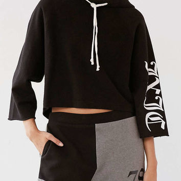 Juicy Couture For UO Cropped Hoodie Sweatshirt - Urban Outfitters