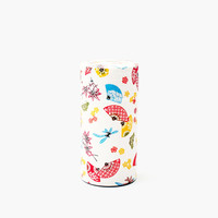 Washi Tea Canister, Fans