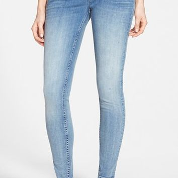 Junior Women's Vigoss Skinny Jeans ,