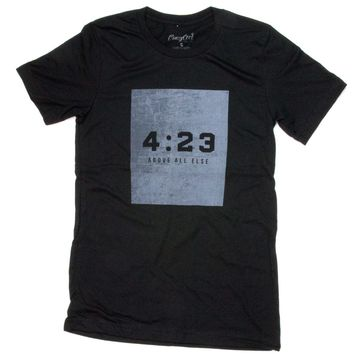 4:23 Above All Else - Tee