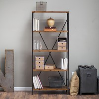 Belham Living Townsend Tall Bookcase | www.hayneedle.com