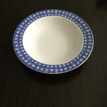 Oneida Blue Heather Cereal Bowl