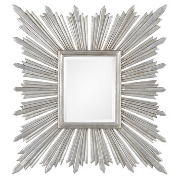 t Mirror, Silver, Wall Mirrors