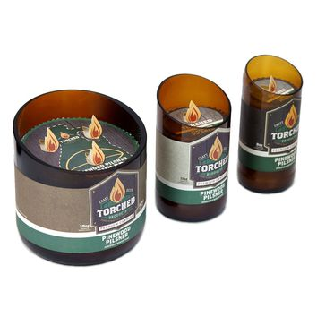 Pinewood Pilsner Candle