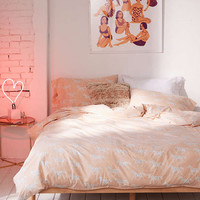 Ditsy Horses Duvet Cover - Urban Outfitters